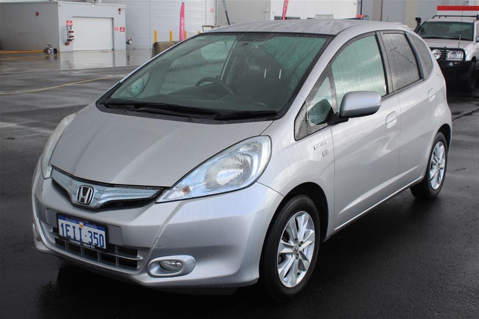 2013 Honda Jazz Hybrid GE Auto Hatchback