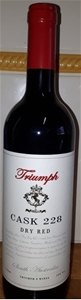 Triumph Cask 228 Dry Red NV (6 x 750mL)