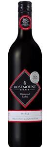 Rosemount `Diamond Label` Shiraz 2018 (6