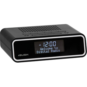bush horizon dab digital alarm clock radio auction graysonline australia. Black Bedroom Furniture Sets. Home Design Ideas