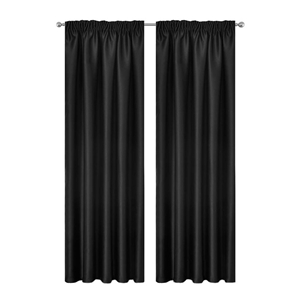 Artqueen Pinch Blockout Curtains Room Da