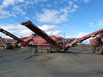 2011 Terex / Finlay Horizontal Screen