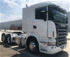 <b>2008 Scania 480 R 6 x 4Prime Mover</b>