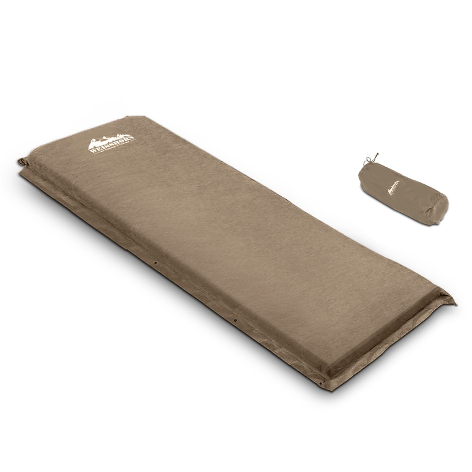 WEISSHORN Self Inflating Mattress Sleeping Mat