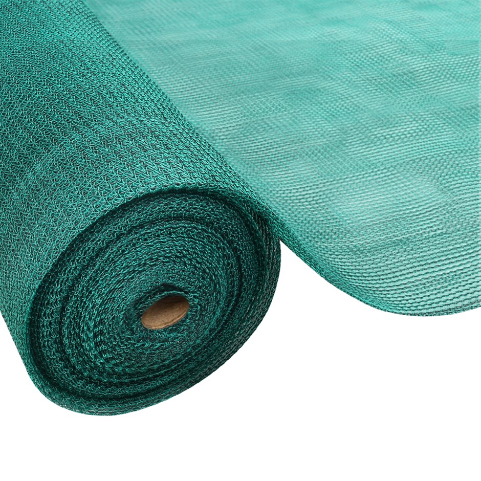Instahut 1.83x10m 30% UV Shade Cloth Outdoor Green