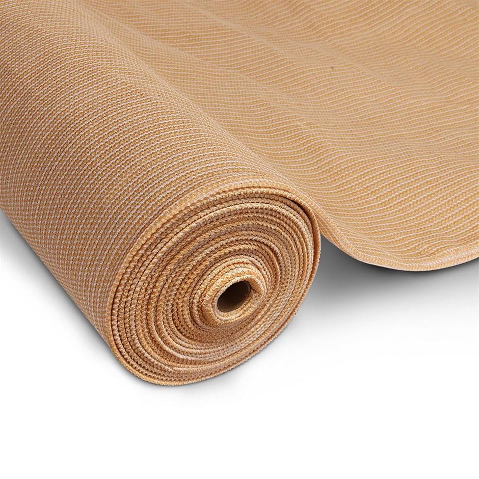 Instahut Sun Shade Cloth Shadecloth Sail Roll Mesh Outdoor 70% UV 1.83x30m