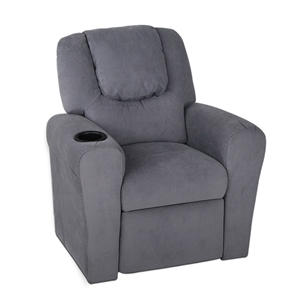Artiss Kids Fabric Reclining Armchair -