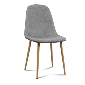 Artiss 4x Adamas Fabric Dining Chairs -