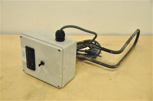 Heating element with PID controller, 240V  Luca IP55 (259165-140)