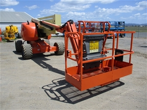2008 JLG Knuckle Boom