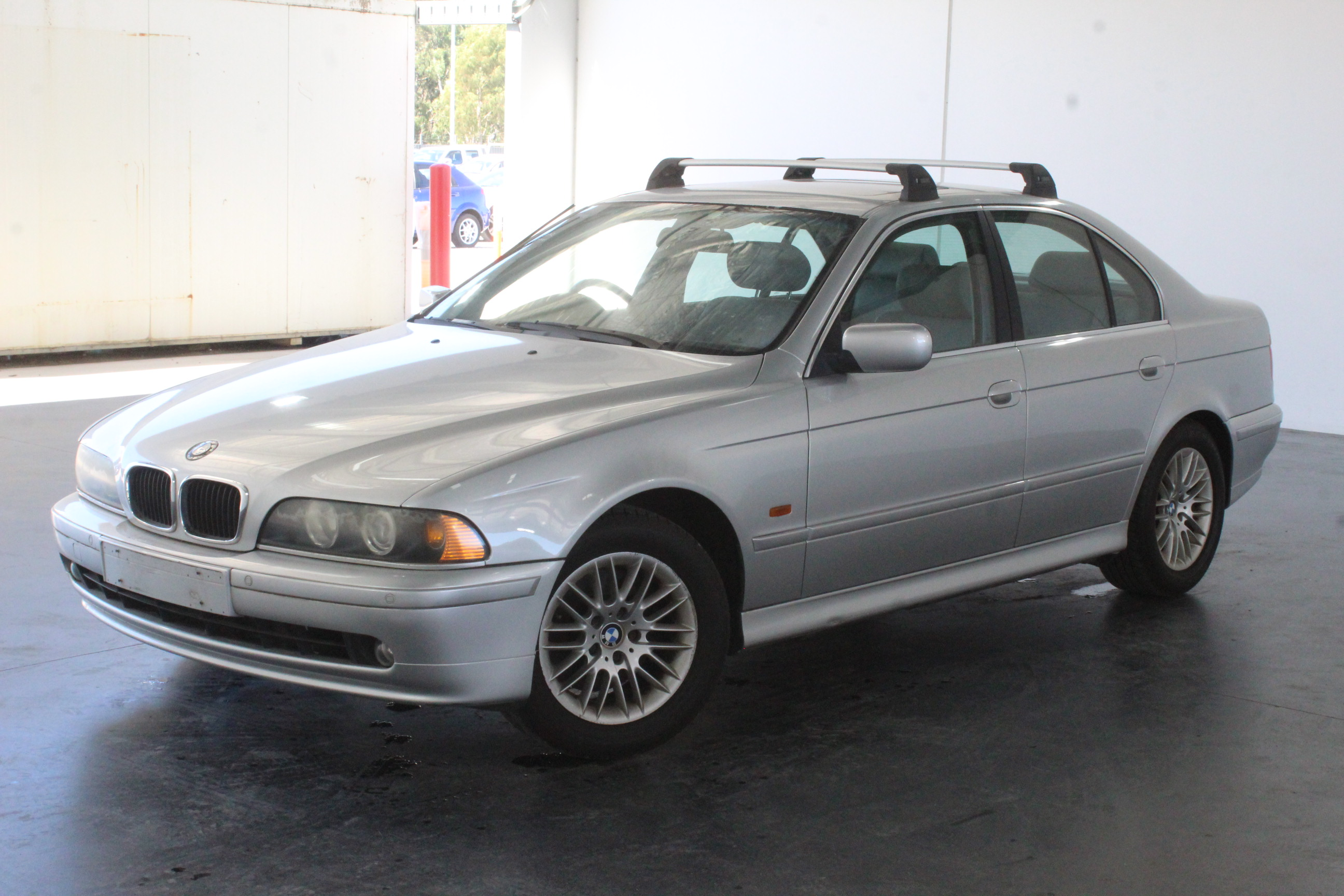 2001 BMW 5 30i Executive E39 Automatic Sedan
