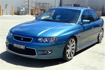 2005 HSV Senator VZ Automatic Sedan