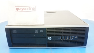 HP Compaq Elite 8300 SFF Small Form Fact