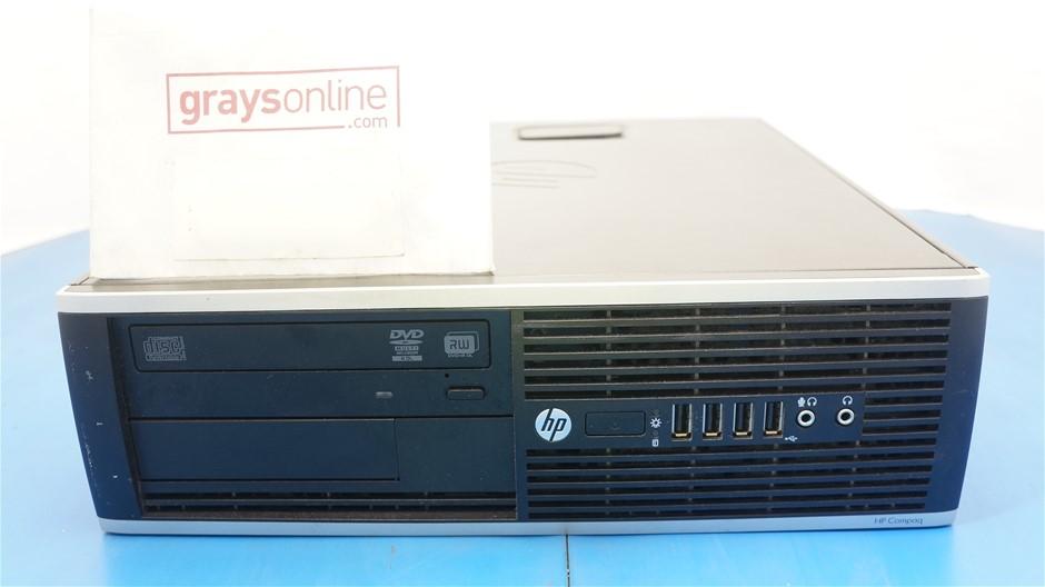 HP Compaq 8200 Elite SFF PC Small Form Factor (SFF) Desktop PC