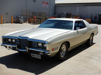 1971 Ford LTD 429 RWD Automatic Coupe