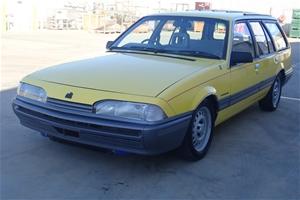 1986 Holden VL Turbo Manual - 5 speed Wa
