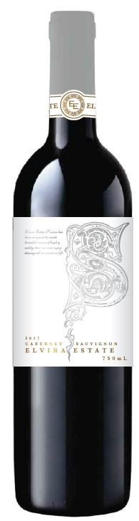 Elvira Estate Cabernet Sauvignon 2017 (6 x 750mL) SEA