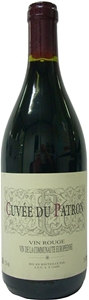 Cuvee Du Patron Vin Rouge NV (6x 750mL),