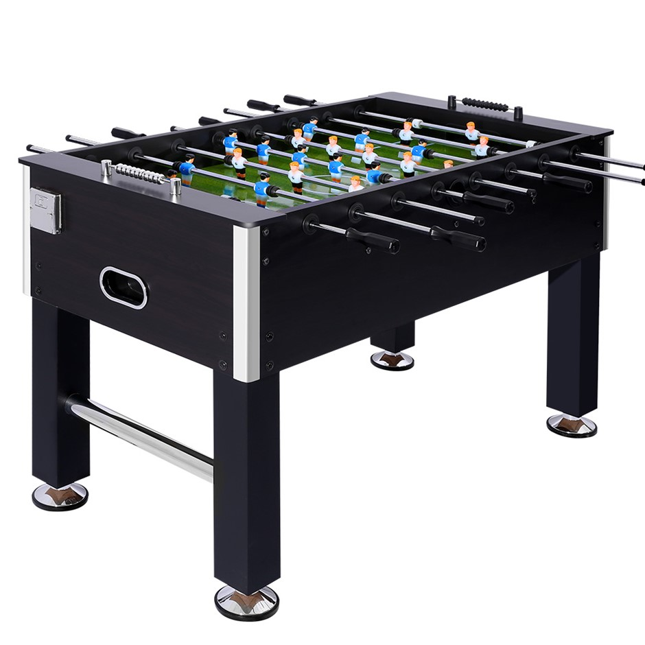 5FT Soccer Table Football Game Home Party Pub Size Kids Adult Toy Gift