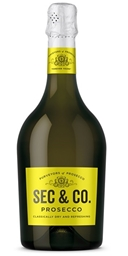 Sec & Co Prosecco NV (6 x 750mL), King Valley, VIC.