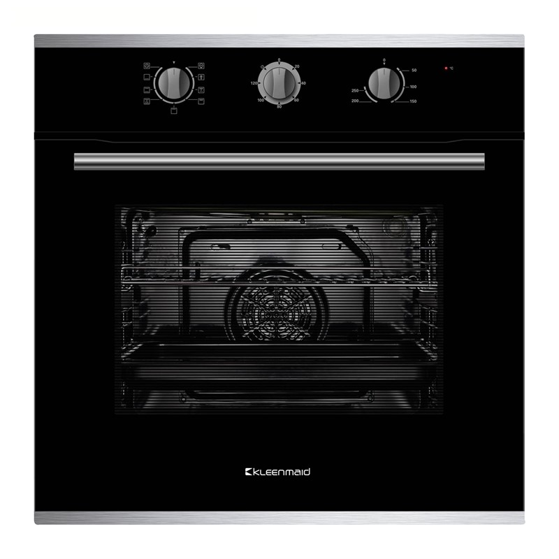 Kleenmaid 60cm Multifunction Oven XL 75 Litre (KCOMF6010)