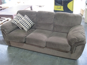 3 Seater Kingston Innerspring Sofa Bed W