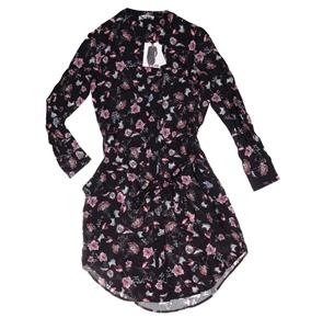 Women`s JAG Shirt Dress, Size 8, 100% Vi