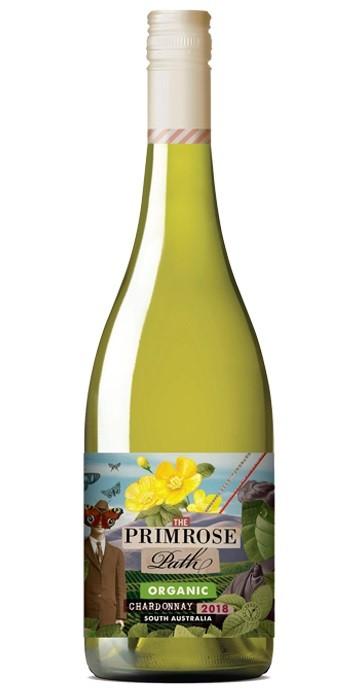 Primrose Path Chardonnay 2018 (6 x 750mL), SA.