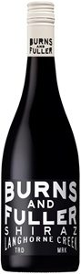 Burns & Fuller Shiraz 2017 (12 x 750mL),