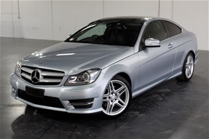 2013 Mercedes Benz C350 Be C204 Automatic Coupe