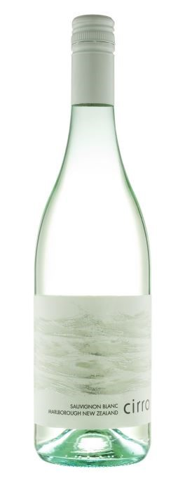 Cirro Sauvignon Blanc 2017 (6 x 750mL) Marlborough, NZ