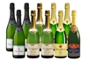 French Bubbles Trio +  1 Champagne (10 x 750mL)