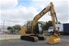 2012 Caterpillar 312 E Hydraulic Excavator