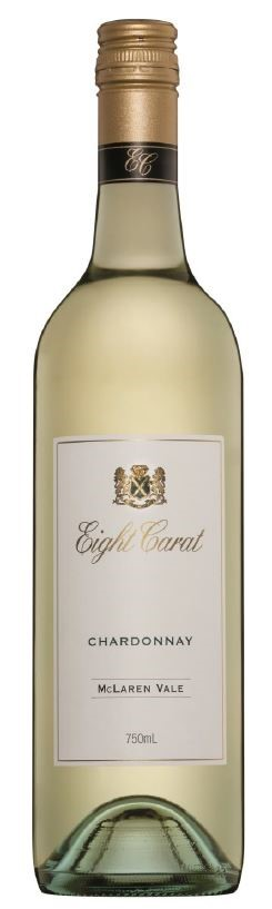 Pirramimma Eight Carat Chardonnay 2016 (12 x 750mL) McLaren Vale, SA