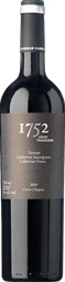 Carrau 1752 Gran Tradicion Red Blend 2009 (6 x 750mL), Rivera, Uruguay.