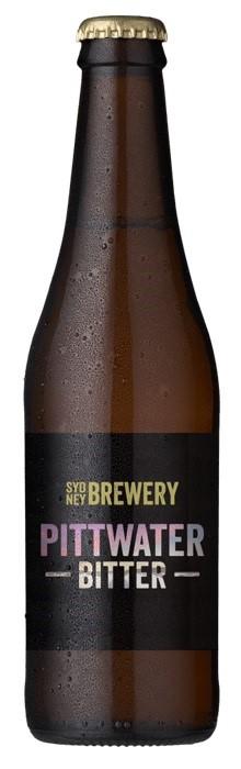 Sydney Pittwater Bitter (24 x 330mL Bottles)
