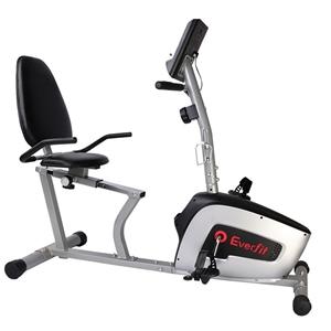 Everfit Magnetic Recumbent Exercise Bike