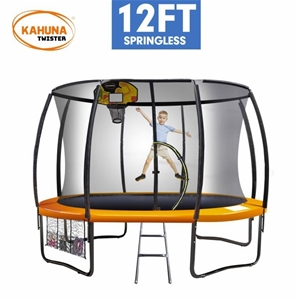 Kahuna Twister 12ft Springless Trampolin