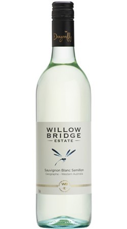 Willow Bridge Dragonfly Sauvignon Blanc Semillon 2018 (12 x750mL), WA.