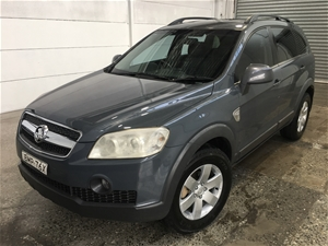2010 Holden Captiva CX AWD CG Turbo Dies