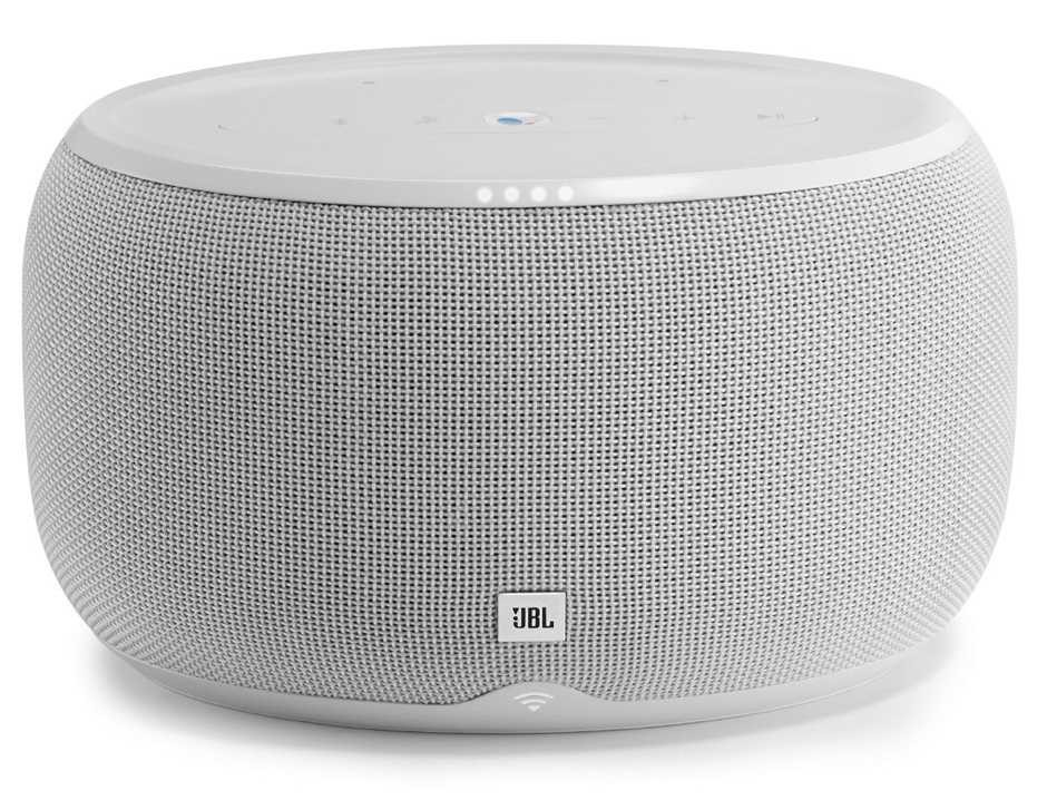 JBL Link 300 Wireless Smart Google Voice Activated Speaker - WiFi/Bluetooth