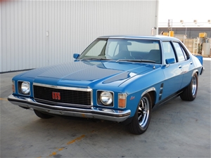 1975 Holden HJ Monaro GTS Automatic Sedan