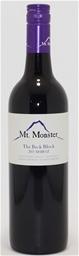 Mt Monster The Back Block Shiraz 2015 (12x 750ml)