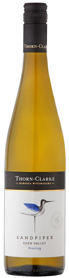 Thorn-Clarke Sandpiper Riesling 2018 (6 x 750mL), Eden Valley, SA.