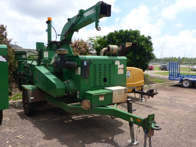 used wood chippers for sale | Graysonline