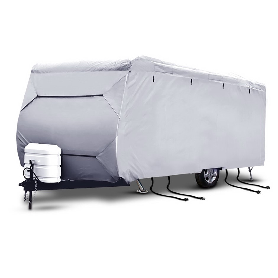Weisshorn Large 4 Layer Heavy Duty Campervan Waterproof Cover