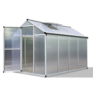 Green Fingers 2.4 x 1.9m Polycarbonate A