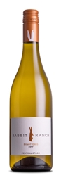 Rabbit Ranch Pinot Gris 2018 (12 x 750mL), Central Otago, NZ.