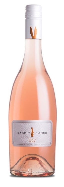 Rabbit Ranch Rose 2017 (6 x 750mL), Central Otago, NZ.