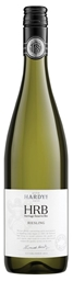 Hardy's `HRB` Riesling 2018 (6 x 750mL), AUS.